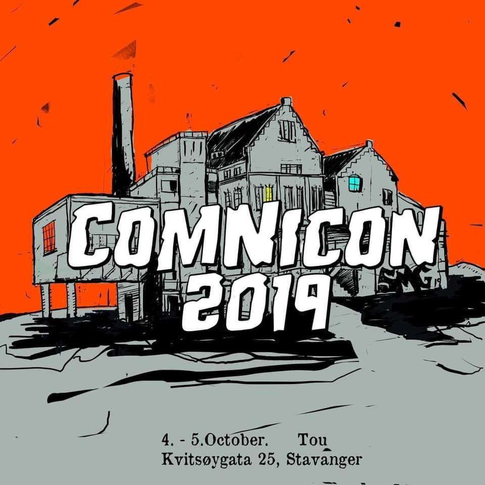 Comnicon 2019
