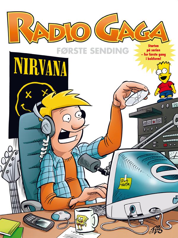 Radio Gaga - Første Sending