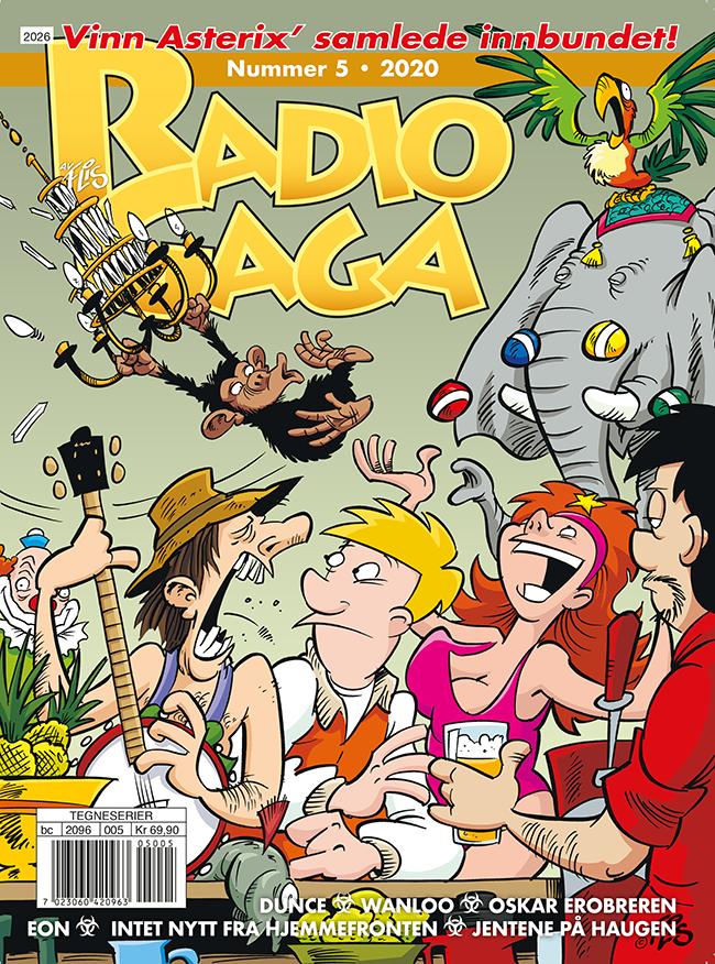 Radio Gaga 5 2020