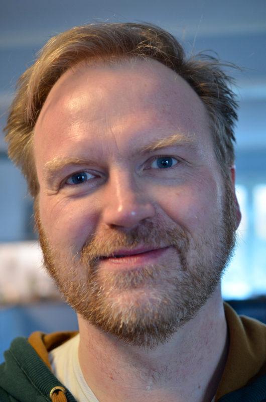 Øyvind Sagåsen alias Flis