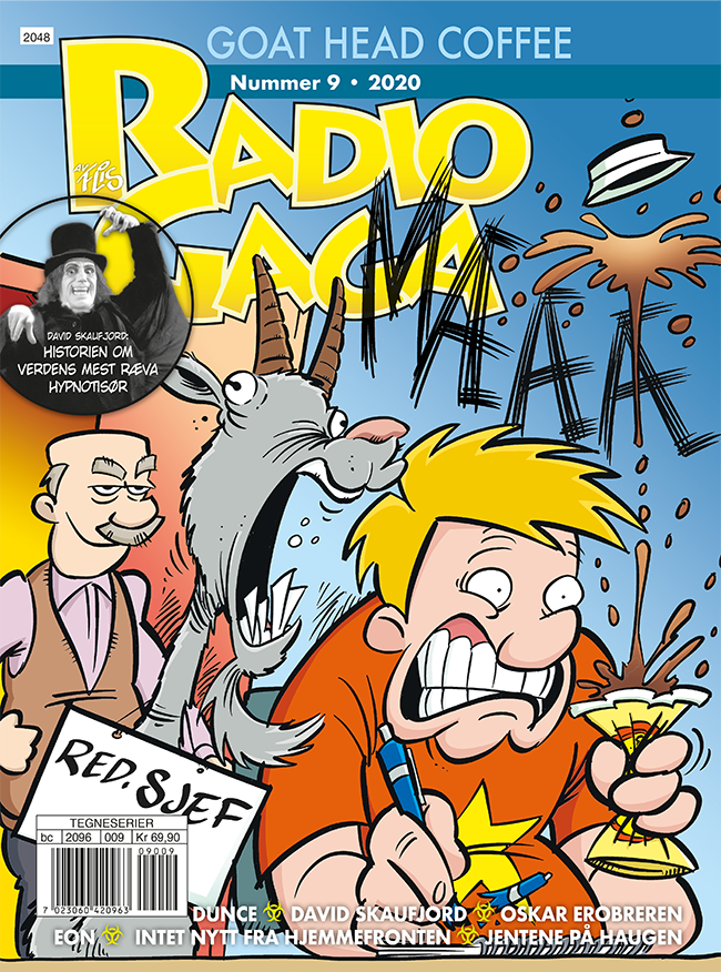 Radio Gaga 9 2020 cover
