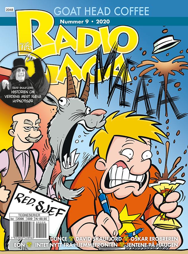 Radio Gaga 9 2020 cover