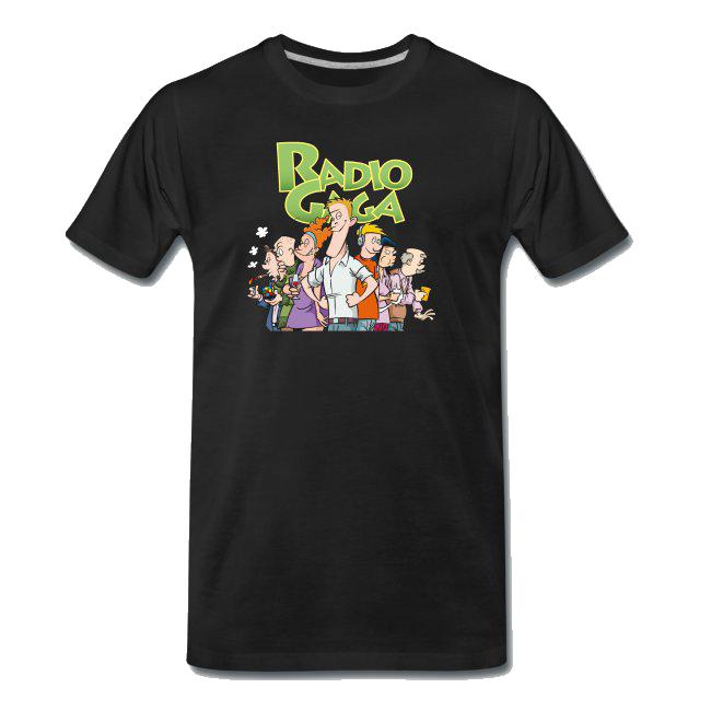 Radio Gaga T-skjorte