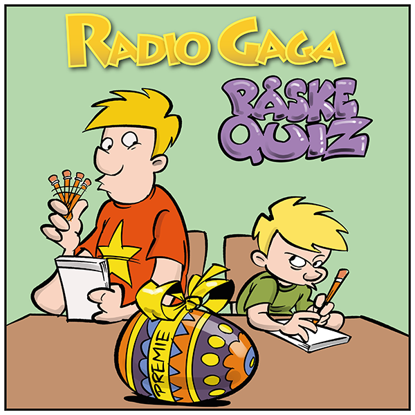 Radio Gaga PåskeQuiz
